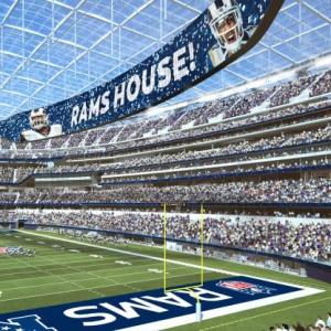 تصویر - استادیوم هوشمند SoFi , لسآنجلس - معماری