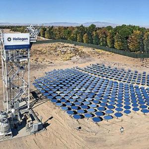 عکس - تولید کوره های خورشیدی هوشمند با حمایت بیل گیتس