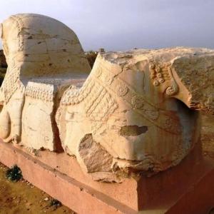 تصویر - قدیمیترین سکونتگاه بشر در ایران - معماری