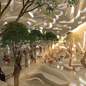تصویر - موزهای برای نمایش آینده , اثر مشاور معماری  کیلا دیزاین , امارات متحده عربی - معماری