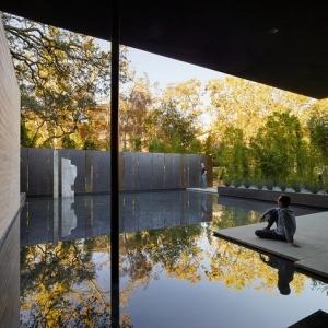 تصویر - معماری مدرن استراحتگاه دانشگاه استنفورد , اثر تیم طراحی الدین دارلینگ , کالیفرنیا - معماری