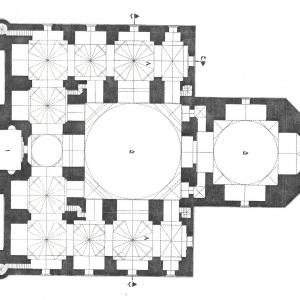 تصویر - معماری منحصربه فرد مسجد کبود ( مسجد جهانشاه ) , تبریز - معماری
