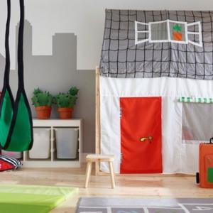 عکس - طراحی داخلی و دکوراسیون منزل برای افراد مبتلا به بيش فعالی