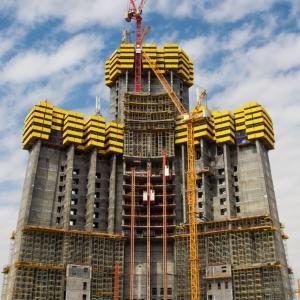 تصویر - برج جده ( Jeddah Tower ) , اثر معمار ادرین اسمیت , عربستان - معماری