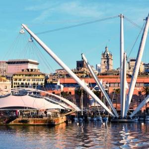 تصویر - THE BIGO , اثر رنزو پیانو ( Renzo Piano ) , ایتالیا - معماری