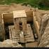 عکس - کعبه زرتشت , رازهای ناگشوده مکعب باستانی