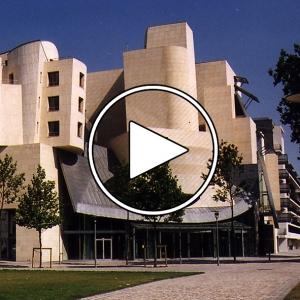 عکس - سینماتک فرانسه ( French Cinematheque ) , اثر فرانک گهری , فرانسه