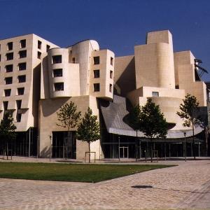 تصویر - سینماتک فرانسه ( French Cinematheque ) , اثر فرانک گهری , فرانسه - معماری