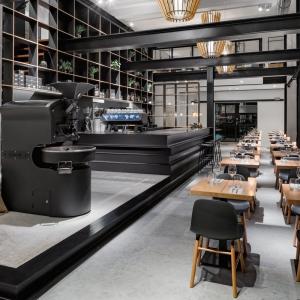 تصویر - کافه Capriole Cafe , اثر استودیو معماری Bureau Fraai , هلند - معماری