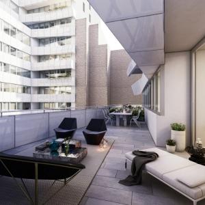 تصویر - برج مسکونی 121E 22ND , اثر شرکت OMA , نیویورک ( مصاحبه با رم کولهاس ) - معماری