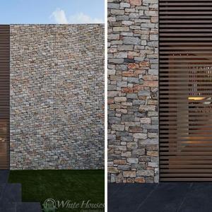 تصویر - جزئیات طراحی-در مخفی خانه ای در Cambrils اسپانیا  - معماری