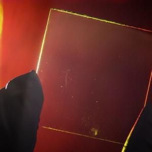 تصویر - پنل های خورشیدی شفاف تحولی شگرف در دنیای تکنولوژی - معماری