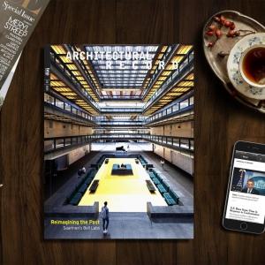 عکس - دانلود جدیدترین شماره مجله Architectural Record