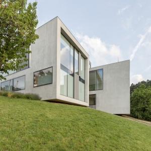 عکس - خانه Duplex villa , اثر تیم طراحی debert architects , مجارستان