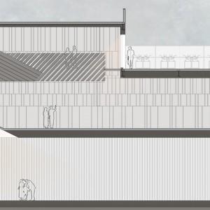 تصویر - فروشگاه تجاری چهل چراغ ، اثر جعفر اعرابی ، مشهد - معماری