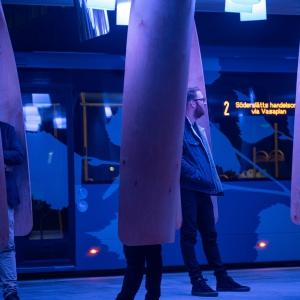 تصویر - ایستگاه اتوبوس Arctic , اثر استودیو طراحی Rombout Frieling Lab , سوئد - معماری