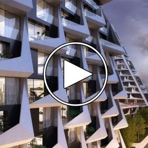 تصویر - مجتمع مسکونی با فرم هشت ( looping Towers ) , اثر استودیو Peter Pichler , هلند - معماری