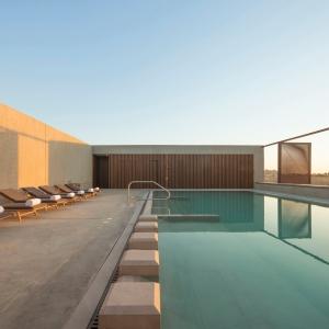 تصویر - مجموعه هتل های Shurooq , اثر Khawla Al Hashemi , دبی - معماری