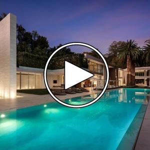 عکس - ویلا 627 Carcassonne Road , آمریکا , لس آنجلس , منطقه Bel Air-Holmby Hills