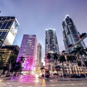 تصویر - آمریکا , فلوریدا , میامی ( Miami ) - معماری