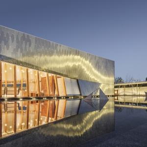 تصویر - مرکز فرهنگی Yuanlu , اثر تیم طراحی Challenge Design , چین - معماری