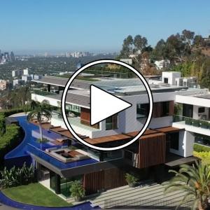 تصویر - ویلا  8408 Hillside AVE , آمریکا , لس آنجلس - معماری