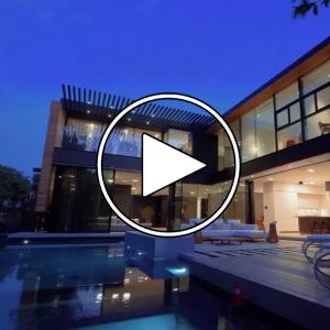 تصویر - ویلا خیایان 527 North Palm Drive , آمریکا ( منظقه Beverly Hills Mansion ) - معماری