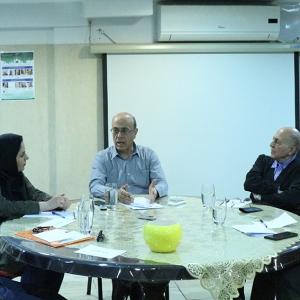 تصویر - نشست 134 : روند آکادمیک آموزش معماری در ایران (2) شهید بهشتی - معماری