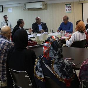 تصویر - نشست 131 : روند آکادمیک آموزش معماری در ایران (1) هنرهای زیبا - معماری