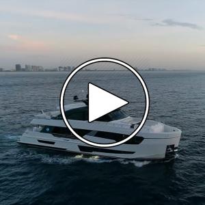 تصویر - طراحی قایق تفریحی Ocean Alexander 90R , اثر Evan K Marshall ( طراح بریتانیایی ) - معماری