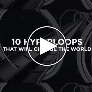 عکس - 10 هایپرلوپ ( Hyperloop ) که دنیا را تغییر خواهد داد