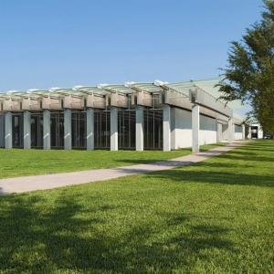 تصویر - نگاهی به پاویون رنزو پیانو در موزه هنر کیمبل - معماری