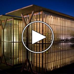 عکس - موزه هنرهای معاصر فورت وورث , اثر تادائو آندو , آمریکا