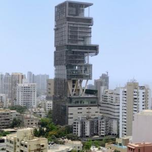 تصویر - گران قیمت ترین خانه دنیا به ارزش 2 بیلیون دلار , هند - معماری