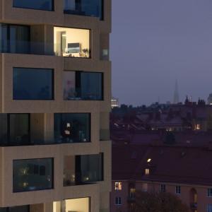 تصویر - برج اقامتی Norra Tornen ، اثر تیم طراحی OMA , سوئد - معماری