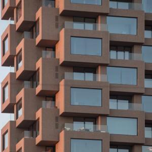 عکس - برج اقامتی Norra Tornen ، اثر تیم طراحی OMA , سوئد