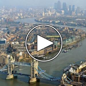 تصویر - پل ها و مسیرهای ارتباطی رودخانه تیمز ( River Thames ) , انگلستان , لندن - معماری