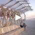 عکس - اینستالیشن sail-like canopy , اثر Wevolve Labs , آمریکا