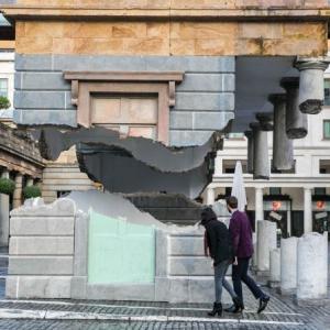 عکس - پاریس میزبان کنفرانس وهم و الهام در هنر و معماری