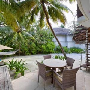 تصویر - هتل کنستانس هالاولی ( Constance Halaveli Resort ) , مالدیو - معماری