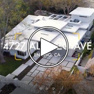 عکس - خانه Alonzo Avenue 4727 , آمریکا , منطقه Encino
