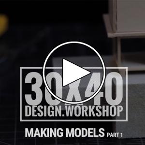 تصویر - ساخت ماکت و مدل معماری Architecture Model Making (زیرنویس لاتین) - معماری