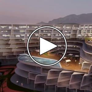 تصویر - مجتمع مسکونی Esfera City Center ، اثر زاها حدید ( Zaha Hadid ) - معماری