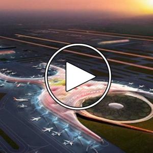 عکس - فرودگاه مکزیکو سیتی(Mexico City Airport)،اثر نورمن فاستر و همکاران