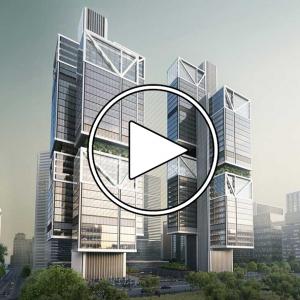 عکس - طراحی مفهومی برج های شرکت DJI , اثر نورمن فاستر , چین