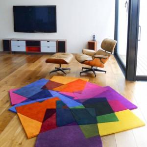 تصویر - فرش After Matisse ، اثرSonya Winner - معماری