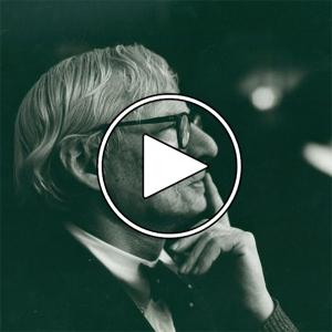 تصویر - لویی کان ( Louis Kahn ) ؛ قدرت معماری (The Power of Architecture) - معماری