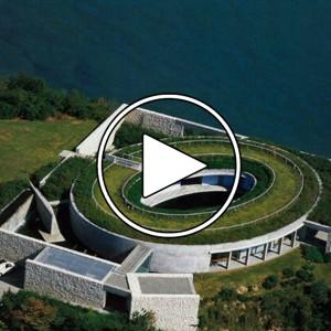عکس - موزه هنرهای معاصر Naoshima  اثر تادائو آندو ( Tadao Ando ) , ژاپن