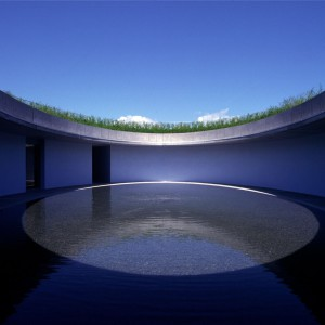 تصویر - موزه هنرهای معاصر Naoshima  اثر تادائو آندو ( Tadao Ando ) , ژاپن - معماری