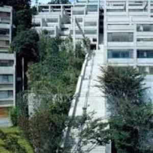 تصویر - مجتمع مسکونی Rokko , اثر تادائو آندو - معماری